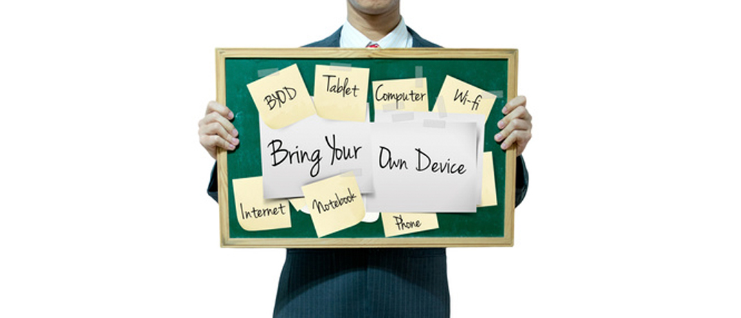 The Consumerization of IT – Introducing Bring Your Own Device