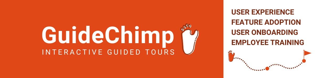 Build Guided Product Tours Using GuideChimp