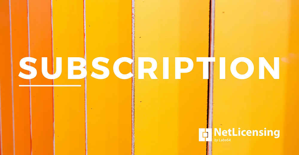 Is Subscription Model Suitable for On-Premise Applications?