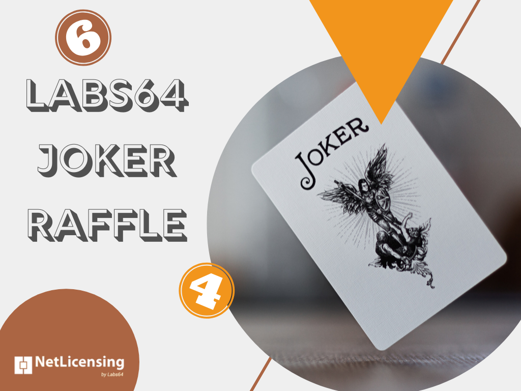 Labs64 Joker Raffle