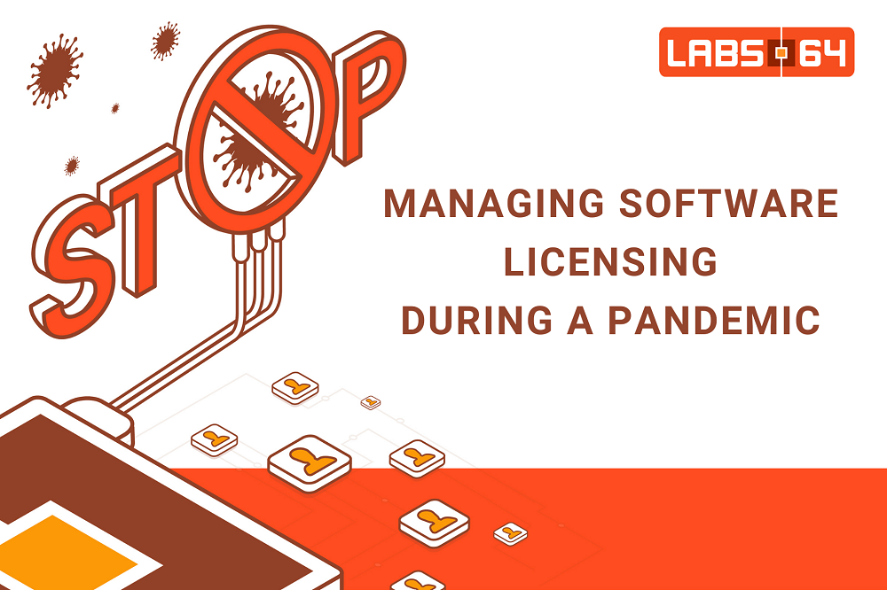 Solution to Manage Software Licensing During a Pandemic