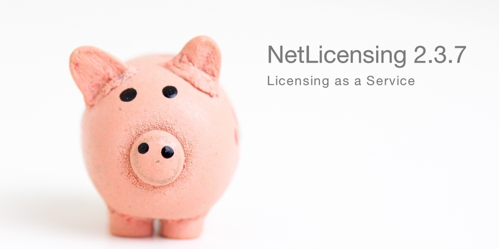 Labs64 NetLicensing 2.3.7 is Out!