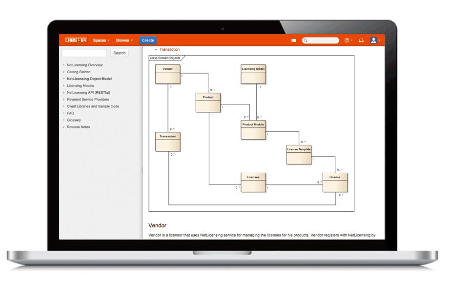 Integrate NetLicensing API